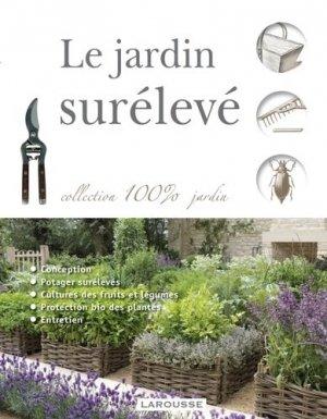 Le jardin surélevé - larousse - 9782035856951 -