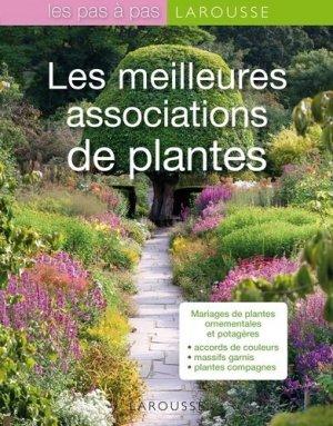 Les meilleures associations de plantes - larousse - 9782035869012
