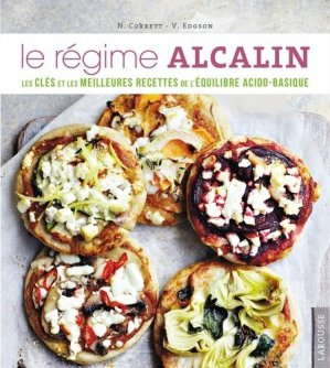 Le régime alcalin - larousse - 9782035880369 -