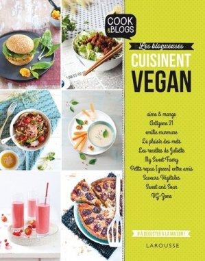Les blogueuses cuisinent vegan ! - Larousse - 9782035880383 -