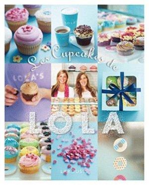 Les cupcakes de Lola - Larousse - 9782035884442 -