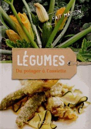 Légumes - larousse - 9782035884558 -
