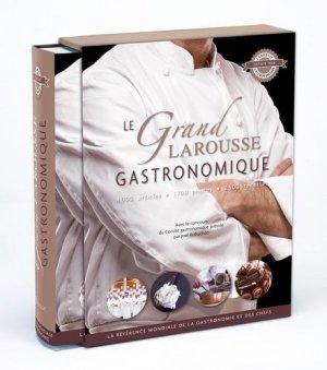 Le Grand Larousse gastronomique - Larousse - 9782035884596 -