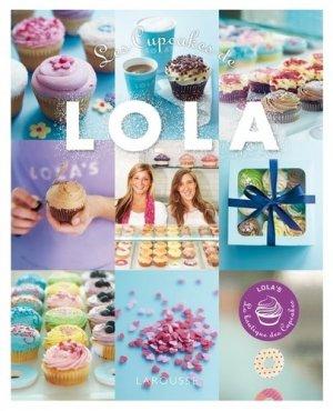 Les cupcakes de Lola - Larousse - 9782035891938 -