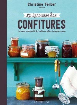 Le Larousse des confitures - larousse - 9782035895295 -
