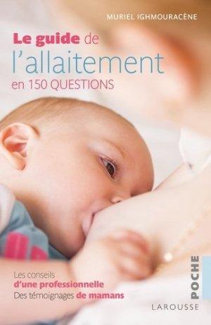 Le guide de l'allaitement en 150 questions-larousse-9782035896063
