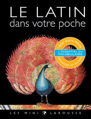 Le Latin dans votre Poche - larousse - 9782035901989