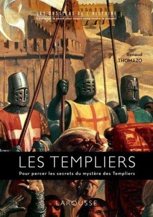 Les Templiers - Larousse - 9782035909091 -