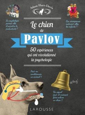 Le chien de Pavlov - larousse - 9782035926173 - majbook ème édition, majbook 1ère édition, livre ecn major, livre ecn, fiche ecn