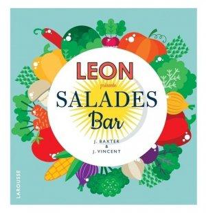 Leon Salades Bar - Larousse - 9782035934093 -