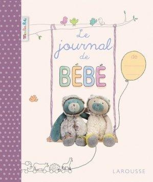 Le journal de bébé - larousse - 9782035935663 -