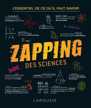Le zapping des sciences-larousse-9782035936257
