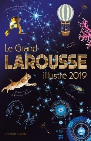 Le Grand Larousse illustré 2019 - Larousse - 9782035938503 -