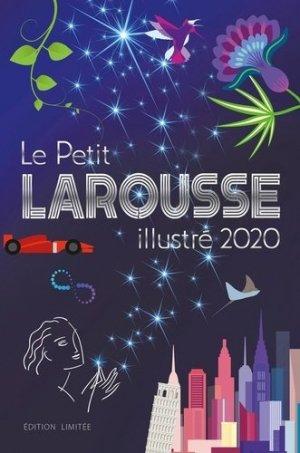 Le Petit Larousse Illustré - larousse - 9782035938565 -