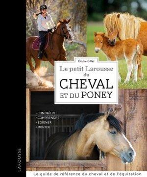 Le Petit Larousse du cheval et du poney - larousse - 9782035939876 -