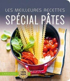 Les meilleures recettes spécial pâtes - Larousse - 9782035940551 -