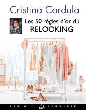 Les 50 règles d'or du relooking - Larousse - 9782035942241 -