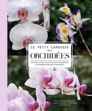 Le petit Larousse des orchidées - larousse - 9782035943507 -