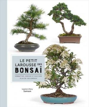 Le Petit Larousse des bonsaï - larousse - 9782035943538
