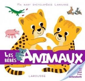 Les bébés animaux - larousse - 9782035946706 -