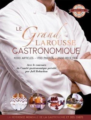 Le grand Larousse gastronomique - larousse - 9782035948052 -