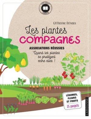 Les Plantes compagnes - larousse - 9782035966032 -
