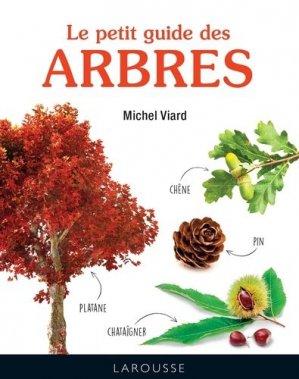 Le petit guide des arbres - larousse - 9782035968425 -