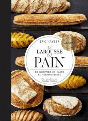 Le Larousse du Pain - Larousse - 9782035973689 -