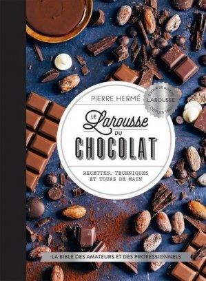 Le Larousse du chocolat - Larousse - 9782035978363 -