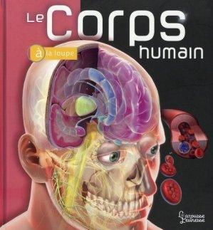 Le Corps humain - larousse - 9782035979612 -
