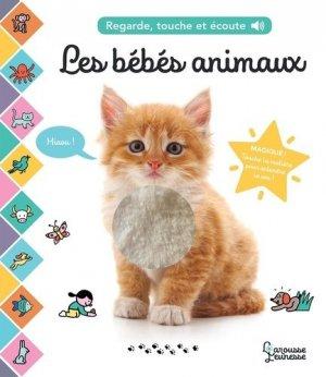 Les bébés animaux - Larousse - 9782035998224 -