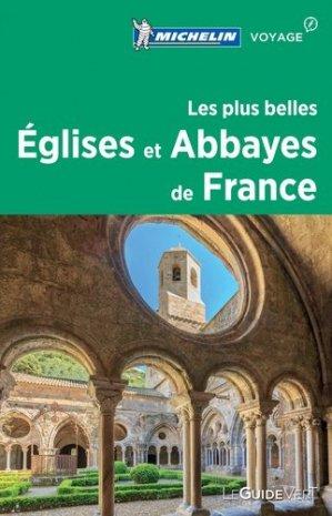 Les plus belles églises et abbayes de France - Michelin - 9782067226456 -