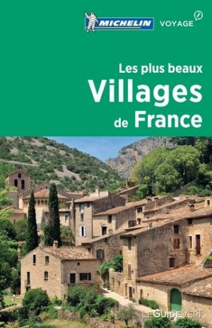 Les plus beaux villages de France - Michelin - 9782067226470 -