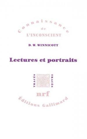 Lectures et portraits - gallimard editions - 9782070134359 -