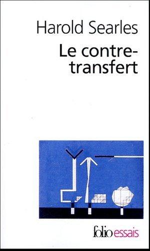 Le contre-transfert - gallimard editions - 9782070307128 -