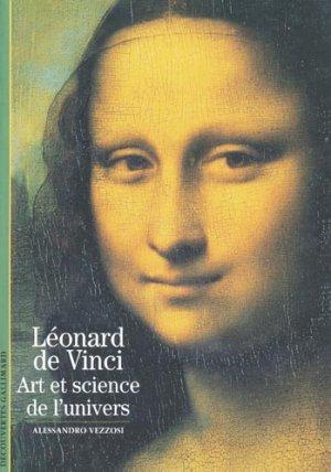 Léonard de Vinci - gallimard editions - 9782070348800 -
