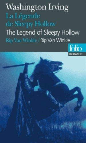 La Légende de Sleepy Hollow ; Rip Van Winkle - gallimard editions - 9782070454242 -