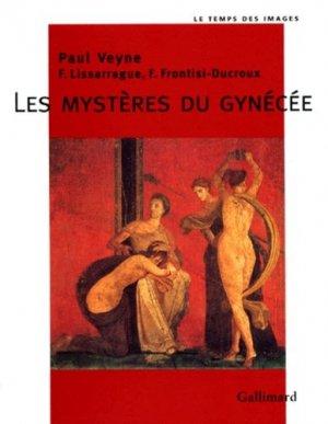 Les mystères du gynécée - gallimard - 9782070747382 -