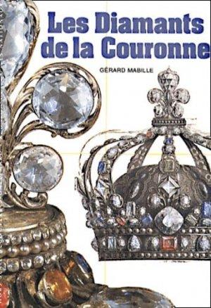 Les diamants de la couronne - gallimard editions - 9782070761258 -