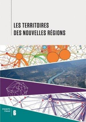 Les territoires des nouvelles régions - alternatives - 9782072678677 -