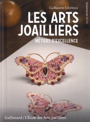 Les arts joailliers - gallimard editions - 9782072822599 -