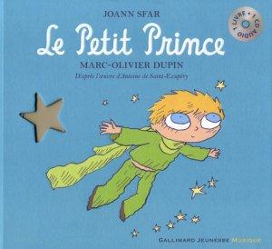 Le Petit Prince - gallimard - 9782075120258