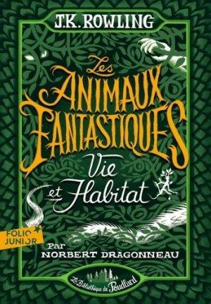 Les animaux fantastiques - gallimard editions - 9782075128582 -