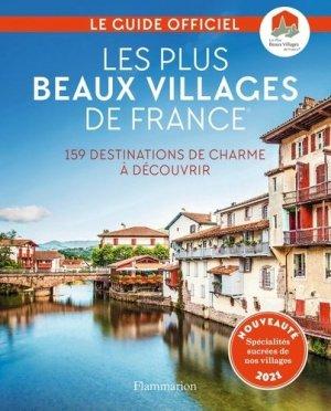 Les plus beaux villages de France - Flammarion - 9782080237262 -