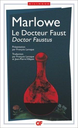 Le Docteur Faust / Doctor Faustus - flammarion - 9782080708755 -