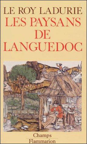 Les paysans de languedoc - flammarion - 9782080810076 -