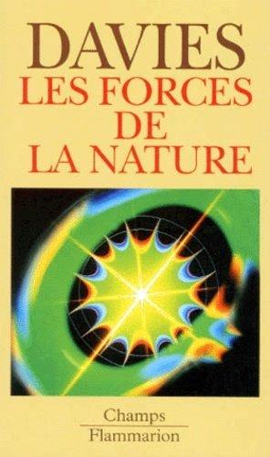 Les forces de la nature - flammarion - 9782080813411 -