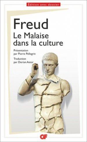 Le malaise dans la culture - Flammarion - 9782081411982 -