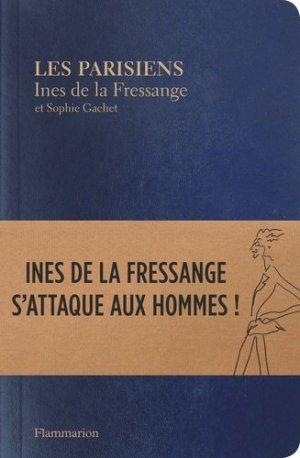 Les Parisiens - flammarion - 9782081416314 -