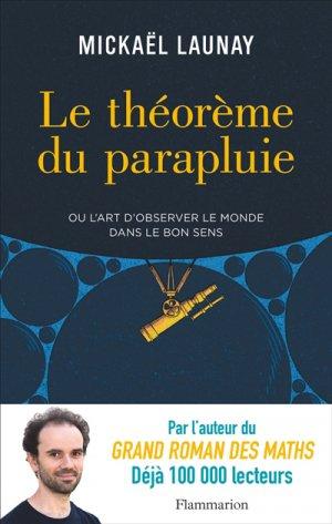 Le théorème du parapluie - flammarion - 9782081427525 -